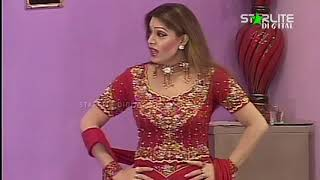 Shahzadi and Shahid Khan New Pakistani Stage Drama Billo De Lashkare  Full Comedy Clip