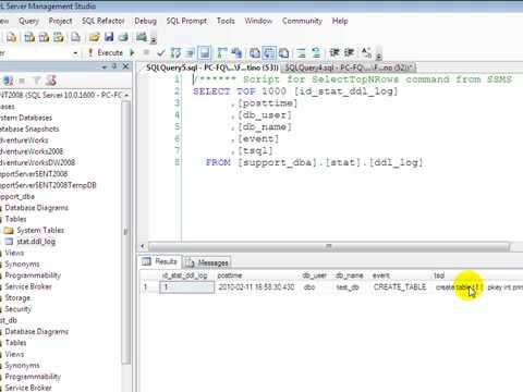 Prevent Drops for SQL Server
