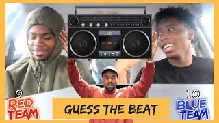 GUESS THE BEAT CHALLENGE
