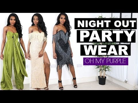 ARE THESE WHAT THE INSTAGRAM BLOGGERS ARE WEARING? 10 OUTFITS TO SHUT DOWN THE NIGHT| LOOKBOOK