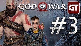 God of War PS4 #3 - Auge auf Faust. Bis die bricht.