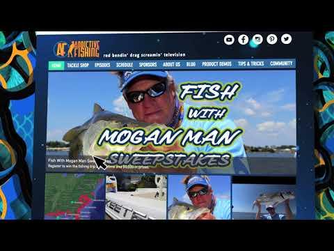 Addictive Fishing Tackle Shop Capt Blair Wiggins Rods