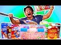 Download Video Download I Mixed All My Cereals Together ~ Balanced Breakfast 3GP MP4 FLV