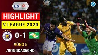 Highlight | Hà Nội vs Sông Lam Nghệ An | V.League 2020 | Siêu Phẩm Hạ Gục Nhà Đương Kim Vô Địch