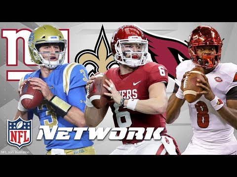 What is the Best NFL Team for Each Top QB Prospect? | Total Access | NFL Network
