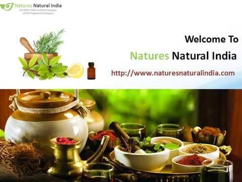 Nature Natural India - Buy Natural Essentinal Oils Online
