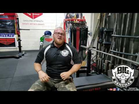 How To Set Rack Height For Bench Pressing