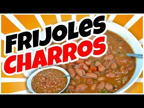 Frijoles Charros / Cowboy Beans recipe