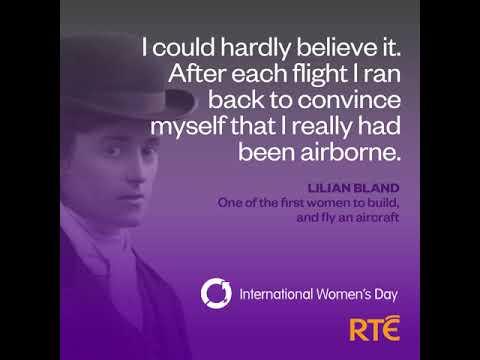 International Women's Day on RTÉ | Lilian Bland