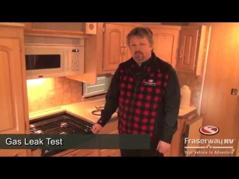 Gas Leak Test - Fraserway RV