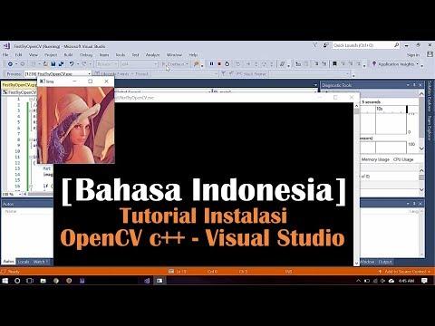 [Bahasa Indonesia] Tutorial Install OpenCV 3 pada Visual Studio 2017 Community Version - Windows 10