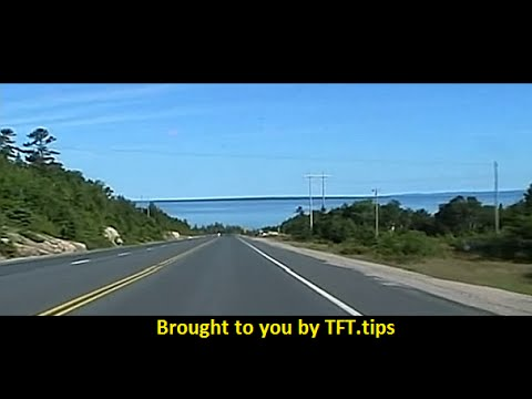 Lake Superior, Montreal River descent - Canada, Ontario