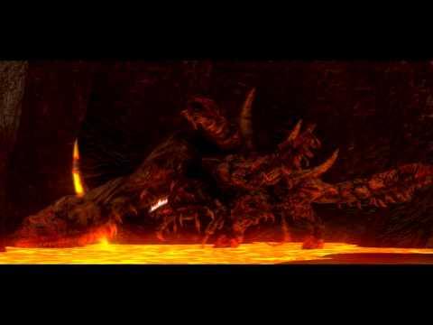 Dark Souls Soundtrack: Capra Demon and Centipede Demon