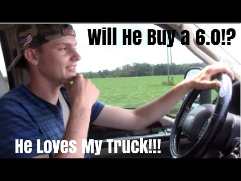 CUMMINS Owner Falls in Love With My 6.0!!!
