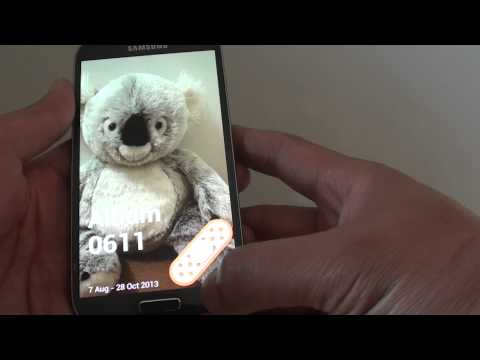 Samsung Galaxy S4: How to Change Story Album Theme