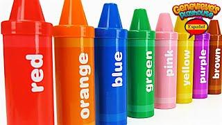 ¡El Juguete Educativo para Niños de Video con Lápices de colores a Juego!