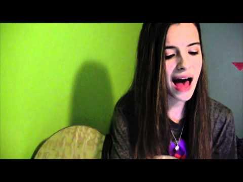 Mistletoe - Justin Bieber (Cover by Alyssa Shouse)