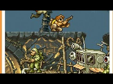 The Metal Slug Game 2018 For Android Phone