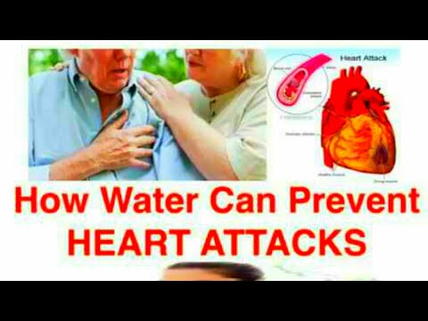 How warm water can prevent Heart Attacks