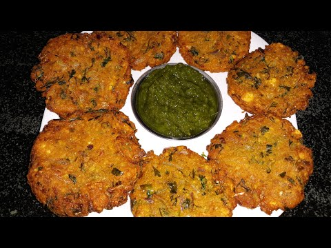 Dal Vada Recipe in Hindi | Masala Vada Recipe | Dal Wada | Chana Dal Wada Recipe | Chana Dal Pakoda