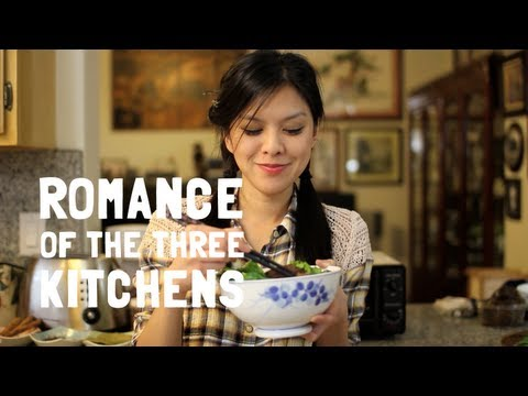 Romance Of The Three Kitchens [Episode 25: Thanksgiving] [Beef Noodle Soup]
