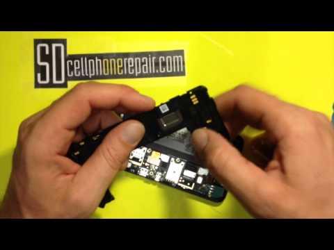 BlackBerry Z10 Screen repair
