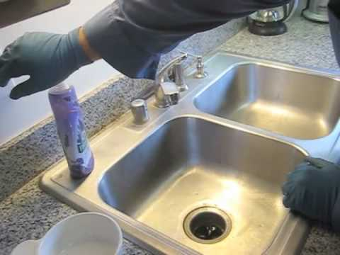 Eliminate Bad Sink Odors Fast & Free