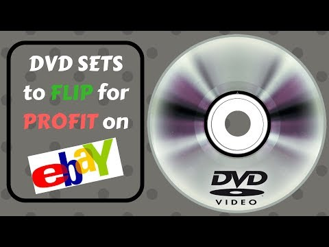 DVD Sets that sell for BIG MONEY on EBAY Great Profits