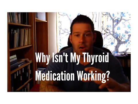 Hypothyroidism - Why isn't my thyroid medication working?