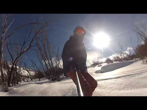 My winter in Thredbo - Australia ( Snowboarding )