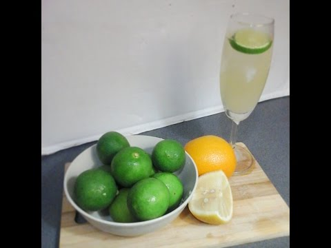 Lemon, Lime & Orange Juice Mocktail - 12/12/15   varnastime