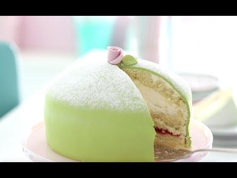 A Classic Swedish Princess Cake (Klassisk prinsesstårta)- HOW TO VIDEO