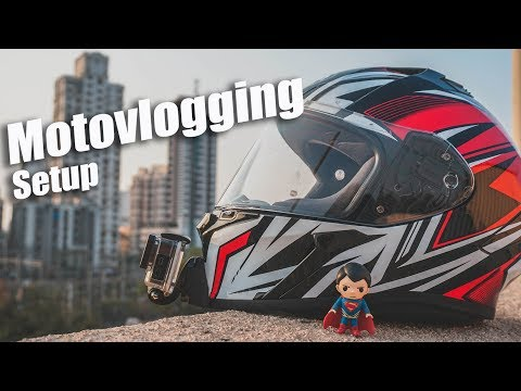 How to Mount GoPro or Action Camera on Helmet