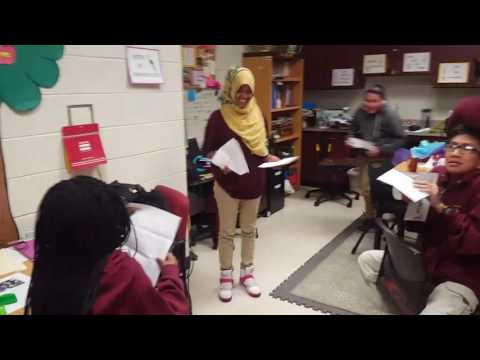 CHEC 8th grade -DCPS Study Abroad program accepted students