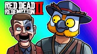 Red Dead Redemption 2 - Al Horsey and Terroriser