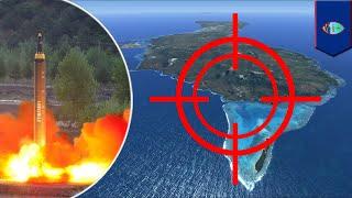 Guam vs North Korea: Why North Korea is targeting the tiny Pacific island of Guam - TomoNews