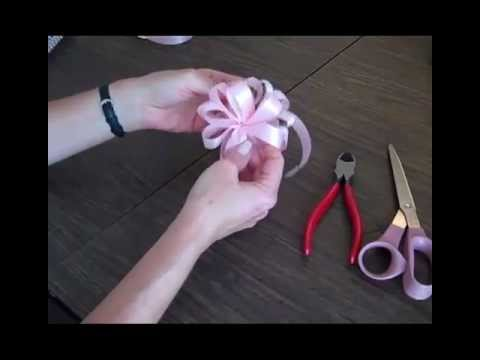 How To Make a Bow - Beginner Bow