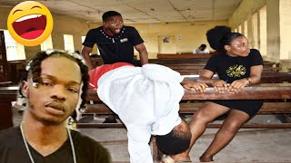 Is Naira Marley's Soapy Dance Taking Over Zlatan Ibile Zanku