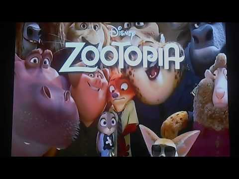 Disney Channel's Zootopia; two years