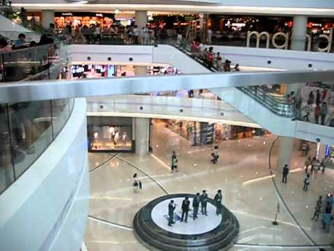 Mall in Times Square, Korea