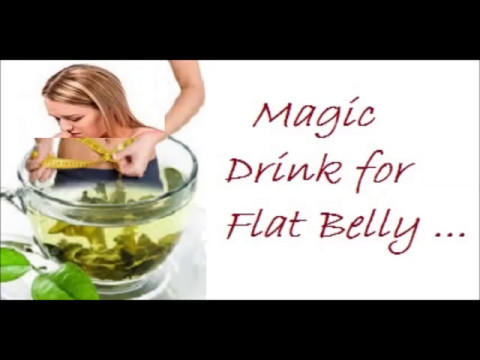 Magic Belly Fat Drink/ Get Flat Belly in 2 - 3 weeks