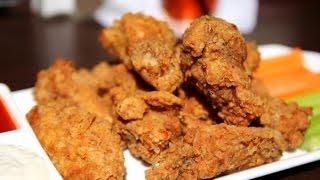 Crunchy Chicken Wings Recipein Urduhindi By Sehar Syed