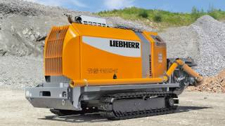 Liebherr - Crawler-mounted Concrete Pump THS 110 D-K