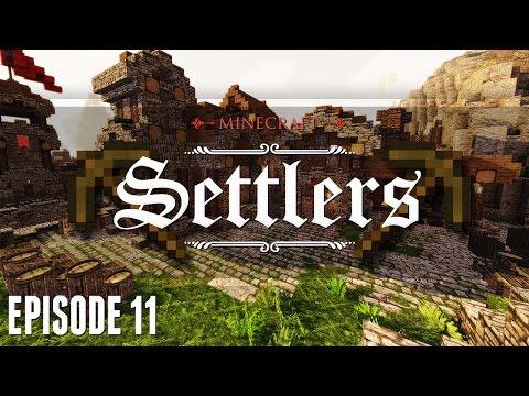 Minecraft Settlers :: Blacksmith & Alchemist! :: Episode 11 (Minecraft Roleplay)