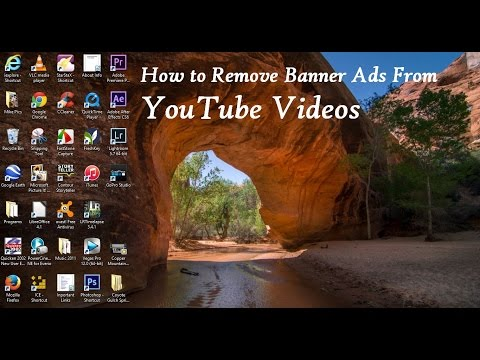 How to Remove Banner Ads from YouTube Videos