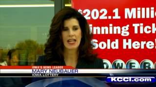 202 Million Powerball Ticket Sold In Iowa