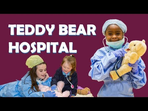 UL Teddy Bear Hospital 2018