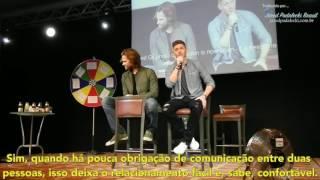 Jared e Jensen - Sobre a Amizade Entre Eles (JIB 2017)