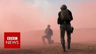 Deadly US decisions before Niger ambush - BBC News