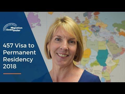 457 Visa to PR 2018